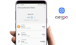 Aergo has officially been added to the Samsung Blockchain Keystore 🔑