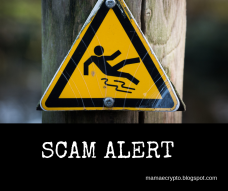 Crypto scam experience. Telegram scammers and impersonators getting creative avoid