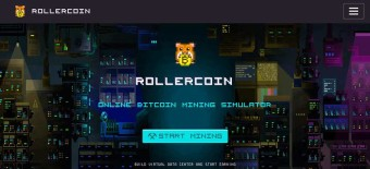 RollerCoin BTC Mining Game