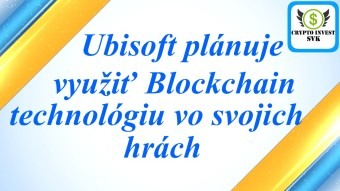 Ubisoft chce využívať Blockchain v budúcnosti