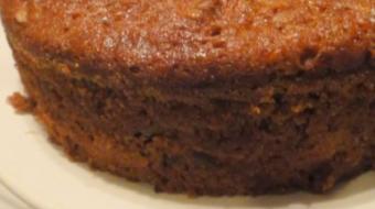 My Dutch Carrot Cake