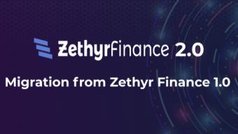 Zethyr Finance 2: Migration from Zethyr Finance 1