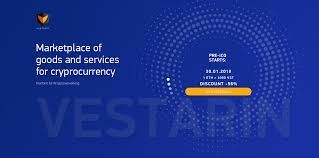 Vestarin ICO creates an new opportunity for traders of good and services