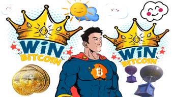 Captain Bitcoin Launch: $15,000 Bitcoin Giveaway & Airdrop!