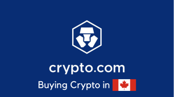 Buying Cryptocurrency on Crypto.com in Canada