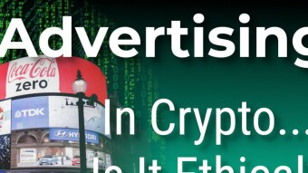 How Ethical is Advertising in Crypto?