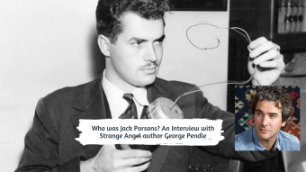 Who was Jack Parsons? An Interview with Strange Angel author George Pendle