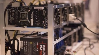 China records 66% of total global hashrate mining