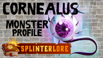 Cornealus - Legendary Monster Profile