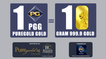 Puregold updates - You want a real gold? So check this out 10g (999.9) physical gold bar!