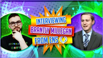 Interviewing Brantly Millegan From Ethereum Name Service