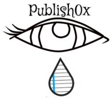 Publish0x needs a better logo.