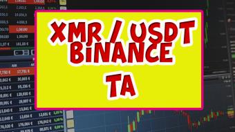 XMR / USDT technical analysis [BINANCE]