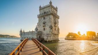Portuguese monuments - Belém Tower