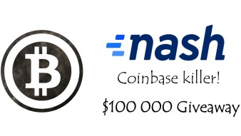 Nash Exchange: DEX which is possible Coinbase killer! | $100 000 Giveaway