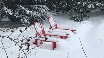 Photography: Snow in Canada