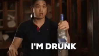 (IJCH) Remembering the First Time I Got Drunk...