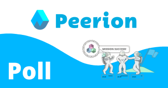 As an aspiring entrepreneur, what will be your first venture on Peerion?