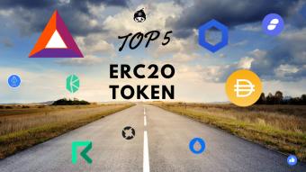 TOP 5 ERC20 Token 🤩