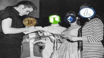 """Is this """"My Way"""" Because the Bitcoin end is near, So you have to face the final curtain?"""