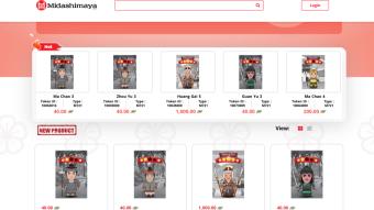 Midashimaya NFT Marketplace debut