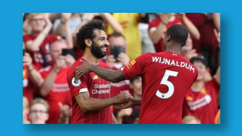 Liverpool Breeze Past Arsenal at Home to Continue Their 100% Success Rate This Season