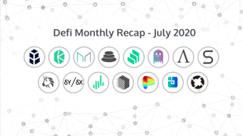Defi Monthly Recap - July 2020
