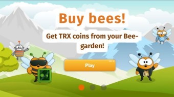 RESTARTED: Now is the Best Time to Invest Bescause it's Day 1 of Tronhives.com: Beehive Game - TRON (TRX) Investment Dapp Game