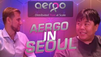 Interview with AERGO in Seoul Blockchain Week
