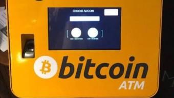 El Salvador Set's its first bitcoin atm