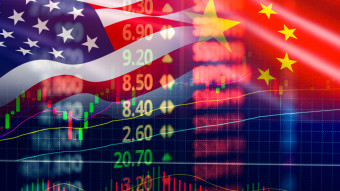 Bitcoin price increase may be one of the outcomes of the US-Chinese trade war