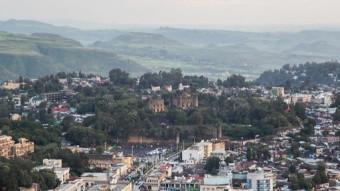 Saying Goodbye To Gondar, Ethiopia