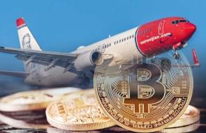 Norwegian Air accepts Bitcoin