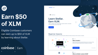 Free 10 $ XLM invite on Coinbase [ $ 40 for each of your invitations EXTRA! ]