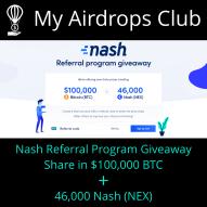 NASH Referral Program Giveaway