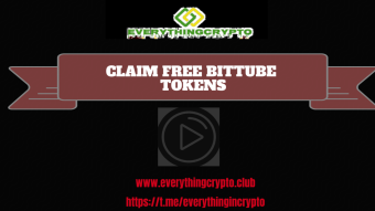 Upcoming Airdrops - How To Claim Free BitTube Tokens?