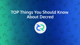 Top Things You Should Know About Decred (DCR)