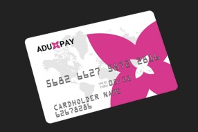 The first Sex Crypto Prepaid Card