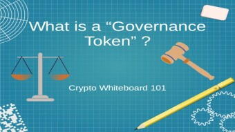 What Are Governance Tokens - Crypto Whiteboard 101