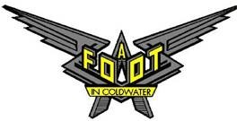 A FOOT IN COLDWATER (hard rock)