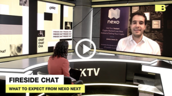 A quick overview BlockTV Interviews Nexo's Co-Founder on the Tokenization of the World