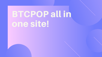 BTCPOP - Staking - Faucet - Lending and exchange in one!