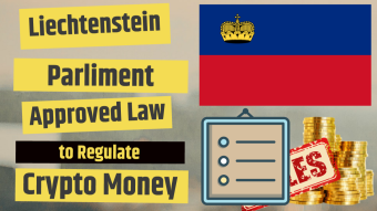 Liechtenstein Parliament Law For Crypto