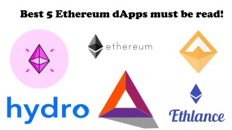 My best 5 Projects with Ethereum #BestDApp this year 2019 must be read!