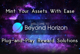 With The Beyond Horizon Minting Service, You Can Create Your Own Fungible & Non-Fungible Tokens Starting From 10$ Find Out More in Our Latest Article