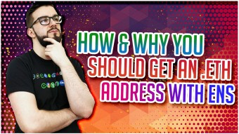 How & Why You Should Get An .ETH Address With ENS
