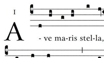 "Prelude on ""Ave maris stella"" (Philip Daniel)"