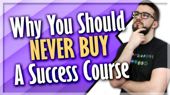 Why You Should Never Buy A Success Course
