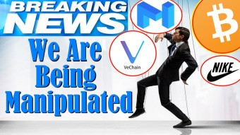 WE ARE BEING MANIPULATED!  REAL REASON FOR MATIC DUMP!  NIKE / ETHEREUM PATENT! NEW VECHAIN PARTNER!