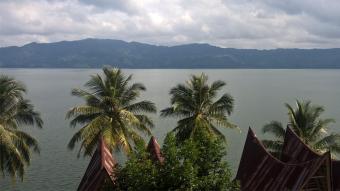 My trip to Indonesia, Sumatra, Lake Toba, Samosir